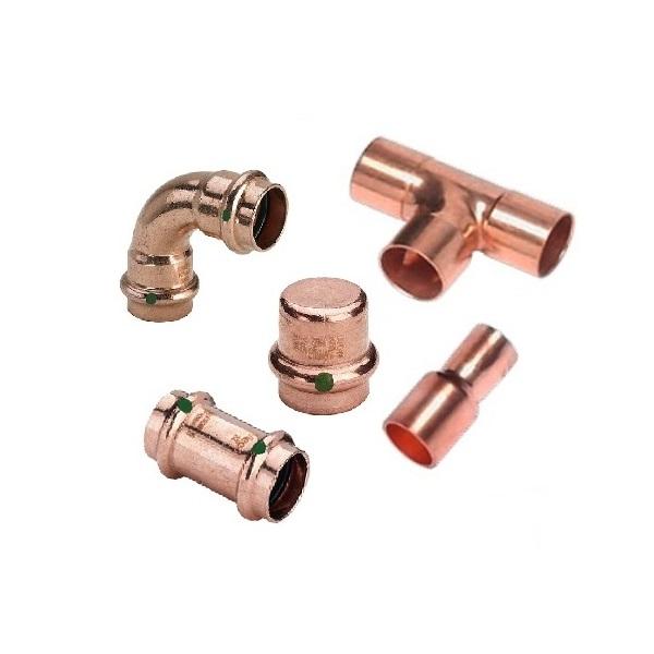 Kupfer-Installationssysteme